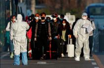В Китае за сутки выявили 31 новый случай заражения коронавирусом (РИА Новости)