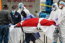 В США число жертв коронавируса превысило шесть тысяч (РИА Новости)