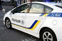 Կիևում անհայտ անձինք հարձակվել են երկու հեռուստաալիքի նկարահանող խմբերի վրա (РИА Новости)