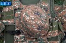 Արցախում զինվոր է զոհվել