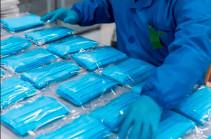 Предприятия Госкорпорации «Росатом» приступили к стерилизации медицинских масок