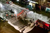 Պատուհան լվանալու փչիկը ամբողջովին բավարար ա. Թեհմինա Վարդանյանը՝ Երևանի փողոցները չախտահանելու մասին
