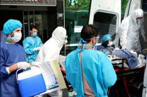 Իրանում մեկ օրում արձանագրվել է կորոնավիրուսի 2715 նոր դեպք (РИА Новости)