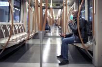 В Берлине установили штрафы за несоблюдение на улице дистанции в 1,5 метра (Интерфакс)