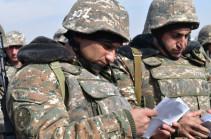 5-րդ զորամիավորման զորամասերում անցկացվել են մարտական հերթապահության նախապատրաստման պարապմունքներ