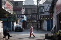 В Китае за сутки выявили 19 новых случаев заражения коронавирусом (РИА Новости)