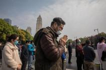 День траура по жертвам коронавируса начался в Китае (Интерфакс)