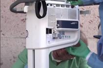 Զանգեզուրի պղնձամոլիբդենային կոմբինատը թոքերի արհեստական շնչառության նոր սերնդի սարքեր է նվիրել Կապանի և Քաջարանի բուժկենտրոններին (Տեսանյութ)