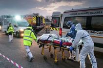 Во Франции около 600 военных заразились коронавирусом (РИА Новости)