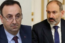 Hrayr Tovmsyan vs Nikol Pashinyan lawsuit court session set for May 13