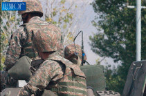 Azerbaijani side violates ceasefire regime over 170 times during past week