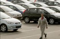 Автопроизводители потеряют более $100 млрд при простое до конца апреля (Интерфакс)