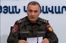 Инцидент на Северном проспекте связан с режимом чрезвычайного положения – Айк Мгрян