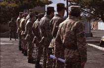 2019  թվականին բանակում զինծառայության հետ կապված զոհերի պատմական մինիմում է արձանագրվել