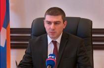 Artsakh coronavirus infected sent to Yerevan for treatment
