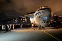 Կորոնավիրուսի դեմ պայքարի նպատակով Հայաստան է ժամանել ՌԴ զինված ուժերի մասնագետների թիմը