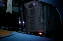 Mobile laboratories brought from Russia to allow making 100 tests daily (video)