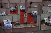 Իսպանիայում կորոնավիրուսի զոհերի թիվը գերազանցել է 14,5 հազարը (РИА Новости)
