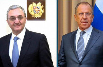 Главы МИД РФ и Армении обсудили противодействие распространению коронавируса