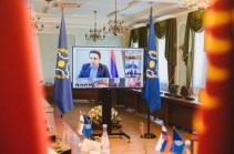 Ալեն Սիմոնյանը տեսակապով մասնակցել է ՀԱՊԿ խորհրդարանական վեհաժողովի նիստին