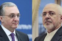 Հայաստանի և Իրանի արտգործնախարարները քննարկել են կորոնավիրուսի տարածման դեմ պայքարը