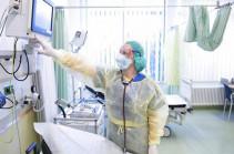 Գերմանիայում կորոնավիրուսով հիվանդների թիվը գերազանցել է 108 հազարը (РИА Новости)