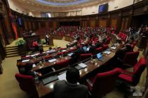 Ապրիլի 13-ին ԱԺ արտահերթ նիստ կհրավիրվի
