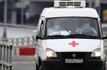 В России выявили 1459 новых случаев заражения коронавирусом (РИА Новости)