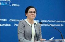ՀՀ ԱԳ նախարարի և Արցախի նորընտիր նախագահի հանդիպումը տեղի է ունեցել ապրիլի 16-ին. Նաղդալյան