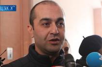 Serzh Sargsyan's trial postponed due to coronavirus