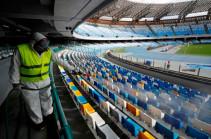 ԱՀԿ-ն ՈՒԵՖԱ-ին խորհուրդ է տվել մինչև 2021-ի ավարտը չեղարկել միջազգային մրցաշարերը
