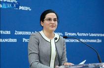 Հայաստանի համար ընդունելի չեն մինչև 2018թ. ներկայացված և ղարաբաղյան խաղաղ կարգավորման փուլային տարբերակ ենթադրող առաջարկները. Նաղդալյան