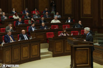 Armenia's NA adopts bill on changes in 2020 State Budget law