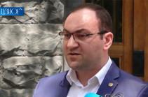 Arsen Babayan demands subjecting My Step deputy Hrachya Hakobyan to responsibility