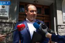Armenia's PM, law enforcers ready to conceal crime: Arsen Babayan