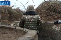 Արցախում ականապայթյունային վիրավորումից զինծառայող է մահացել