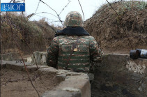 Contractual serviceman dies from mine explosion in Artsakh