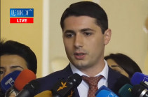 Argishti Kyaramyan appointed deputy director of NSS