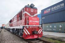 Չինաստանը բացել է երկաթուղային բեռնափոխադրումների նոր ուղի դեպի Եվրոպա