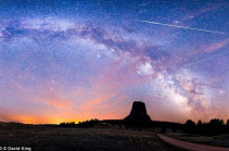 Eta Aquariids meteor shower peaks tonight filling the sky with up to 40 shooting stars
