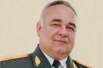 Secretary of the Security Council of Artsakh Republic Arshavir Gharamyan resigns