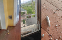 Azerbaijani side violates ceasefire, shots in the direction of houses of civilians in Armenia's Tavush (photos)