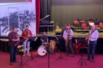 Հայաստանի պետական ջազային նվագախումբը շնորհավորել է Սթիվի Ուանդերի 70-ամյակը (Տեսանյութ)