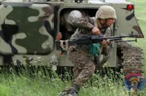 ՊԲ զինծառայողները պատրաստ են մարտական գործողությունների ընթացքում կատարել հրամանատարության կողմից առաջադրված խնդիրները