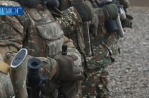 Առաջնագծում ժամկետային զինծառայողները փոխարինվում են պայմանագրայիններով