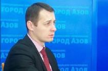 Ձերբակալվել է Ազովի ղեկավար Վլադիմիր Ռաշչուպկինը