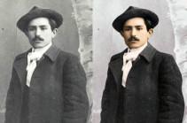 Նոր շունչ՝ սև-սպիտակ նկարին. Ալվարդ Կոշկակարյանը գունավորում է հայ դասականների լուսանկարները