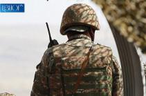 Soldier received fatal gunshot wound in yet unknown circumstances in Artsakh