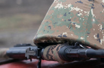 Criminal case filed into death of conscript in Artsakh