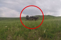 Artsakh successfully tests combat drone (video)